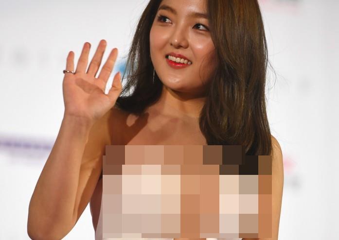seleb korea kostum kontroversi instagram