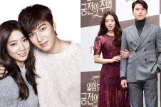10 Seleb ini pernah jadi pasangan Park Shin-hye, terbaru Hyun Bin