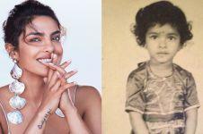 10 Foto masa kecil Priyanka Chopra, bikin pangling
