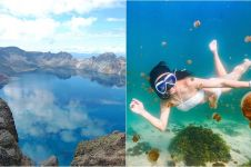 14 Kolam renang alamiah paling mencengangkan di planet Bumi