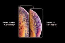 Perbandingan spesifikasi dan harga iPhone XS, XS Max, XR