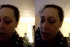 Wanita ini rekam penampakan mirip alien saat video call, ngeri