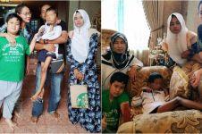 8 Potret haru Inul sambut Azzam bocah disabilitas bersuara emas