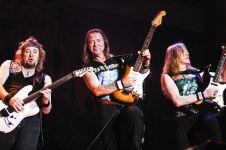 Menguak kekayaan Iron Maiden, band metal terkaya dunia 2018