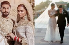 5 Pernikahan mewah seleb Bollywood 2018, terbaru Priyanka Chopra