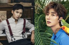 8 Idol dan aktor Korea ini selesaikan wajib militer di 2018