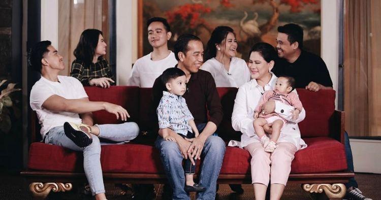 8 Foto cantiknya Sedah Mirah, cucu Jokowi yang bikin penasaran