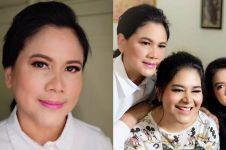 8 Gaya makeup Iriana Jokowi, Kahiyang Ayu, dan Selvi Ananda