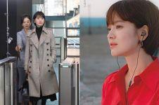 15 Outfit mewah Song Hye-kyo saat berperan di drama Encounter