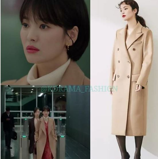 outfit Hye-kyo instagram