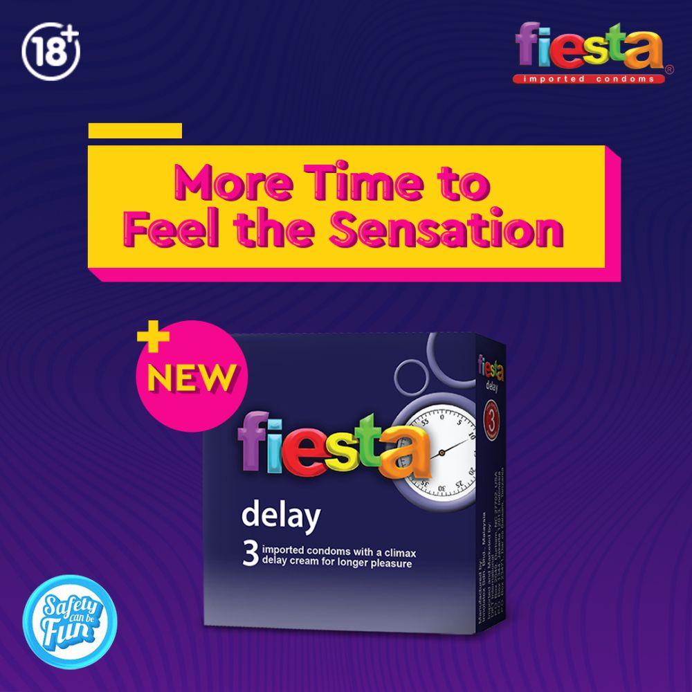 Fiesta kondom Fiesta kondom