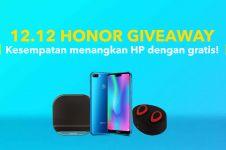 Pesta Harbolnas, Honor Indonesia bagi-bagi 500.000 voucher
