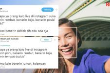 13 Cuitan lucu kebiasaan kalau live Instagram ini bikin ketawa