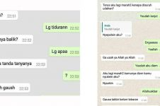 14 Chat lucu cowok selalu salah ini bikin nggak kuat nahan tawa