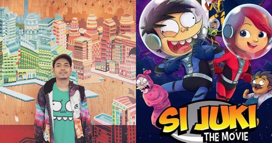 10 Fakta Si Juki the movie, film animasi peraih piala citra 2018