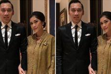 12 Gaya foto keluarga Ibas Yudhoyono & Aliya di berbagai konsep