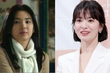 11 Transformasi Song Hye-kyo dari drama pertama hingga Encounter