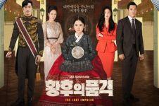 5 Drama Korea ini ceritakan pelakor, terbaru The Last Empress