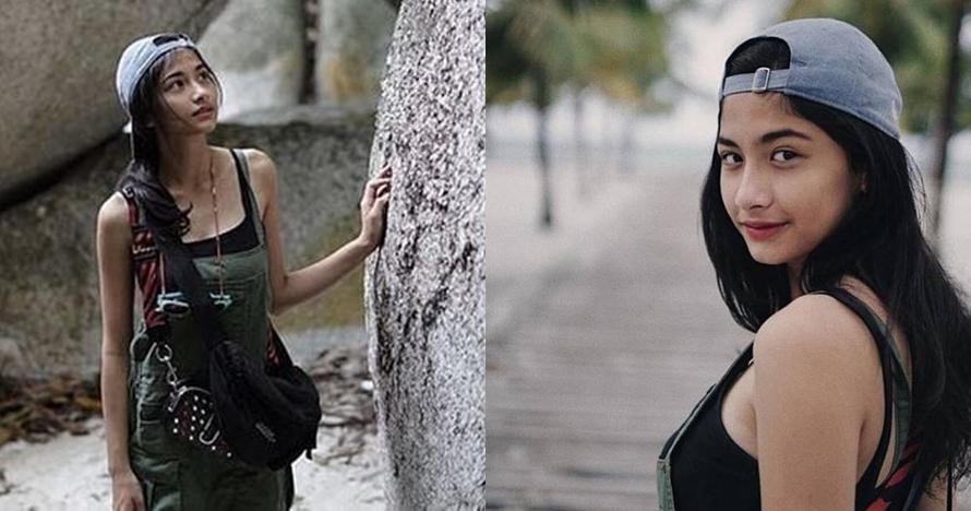 10 Potret Cantik Faye Nicole Jones  Seleb Muda Sering Main Ftv
