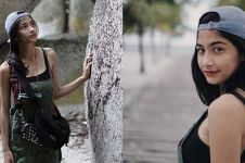 10 Potret cantik Faye Nicole Jones, seleb muda sering main FTV