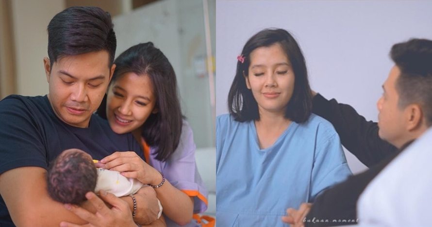 10 Potret imut anak pertama Ardina Rasti, matanya curi perhatian