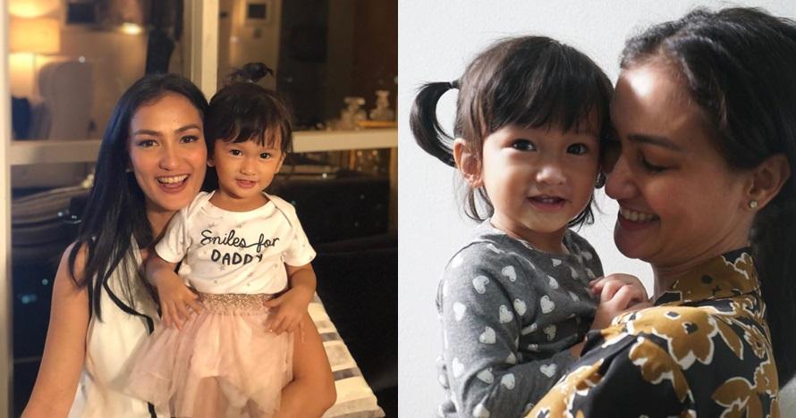 Terjangkit virus, putri Atiqah Hasiholan dirawat di rumah sakit