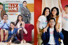 5 Fakta di balik film Milly & Mamet, Dennis Adhiswara les masak