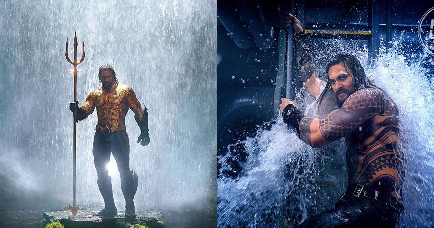 7 Fakta menarik di balik syuting film Aquaman, kostumnya ribet