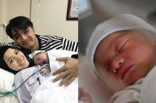 6 Potret baby Dhia, anak ketiga Ricky Harun yang menggemaskan