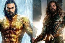 10 Kostum Aquaman dari masa ke masa, mana paling keren?
