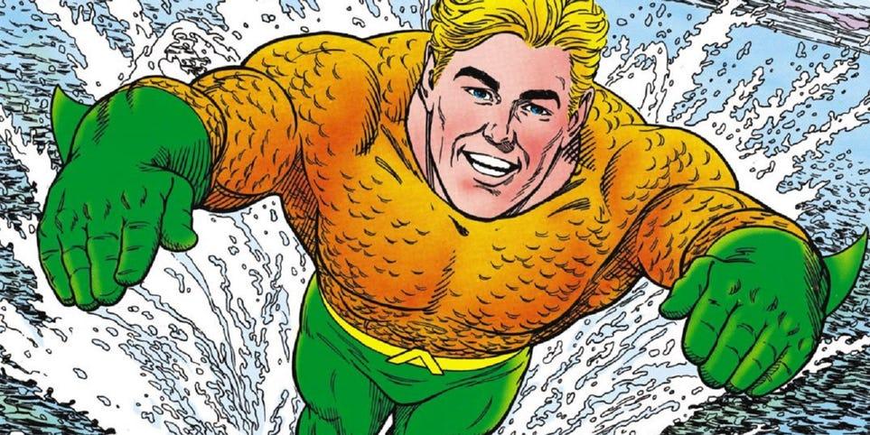 Aquaman istimewa