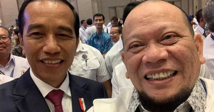 7 Tokoh ini dulu berseberangan kini bela Jokowi, ada La Nyalla