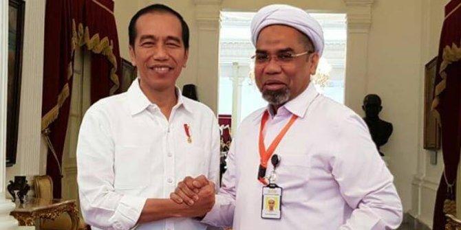 tokoh kini dukung Jokowi  © 2018 brilio.net