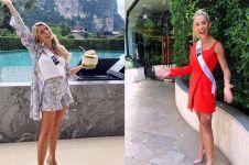Miss USA ejek 2 kontestan Miss Universe 2018, ini ucapan maafnya