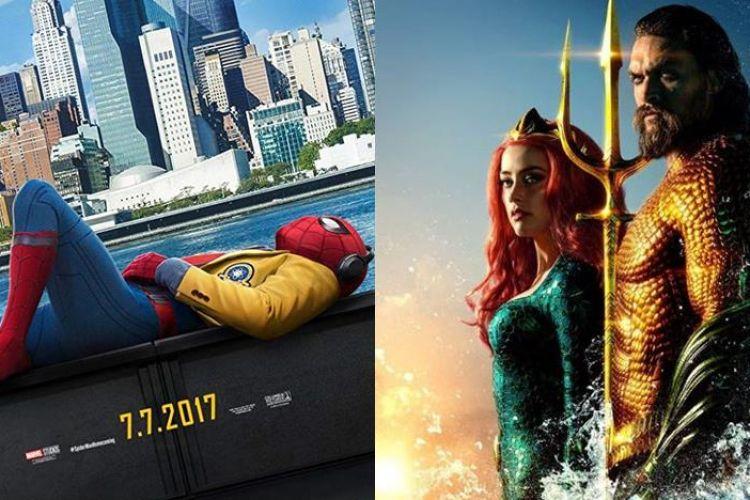 Selain Aquaman 12 Film Superhero Ini Raih Rp 1 T Dalam Seminggu