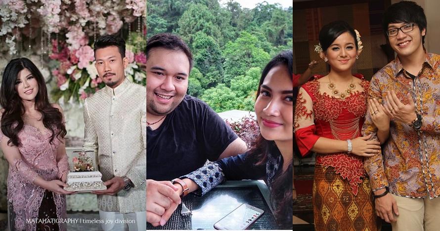 Kisah Dita Soedarjo & 12 seleb sudah lamaran tapi batal menikah