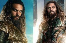 Beda Aquaman versi komik & film, tuai kontroversi
