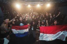 5 Fakta suksesnya konser dua band metal asal Indonesia di Eropa