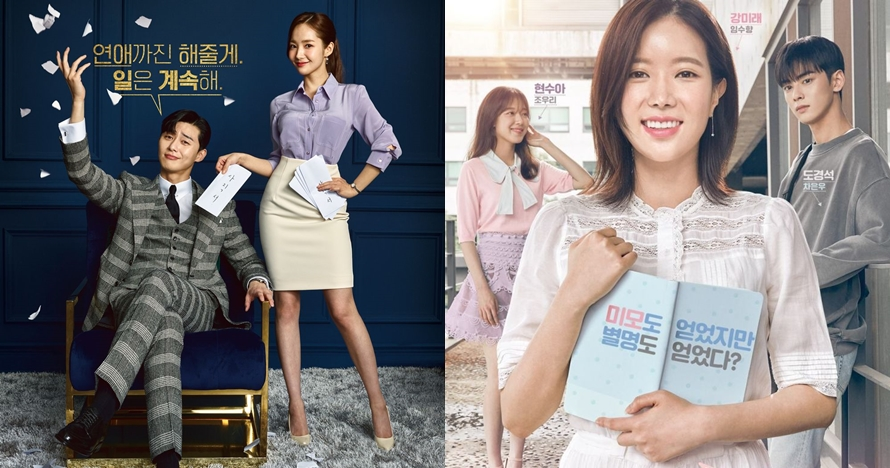 10 Acara TV paling dicari di Korea 2018, ada Why Secretary Kim