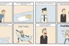 10 Komik strip lucu transformasi kehidupan ini kocak abis