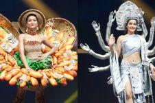 18 Kostum nasional unik di Miss Universe 2018, ada Indonesia