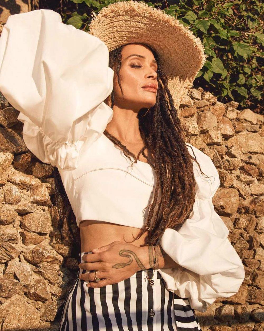 Lisa Bonet Aquaman  © 2018 brilio.net