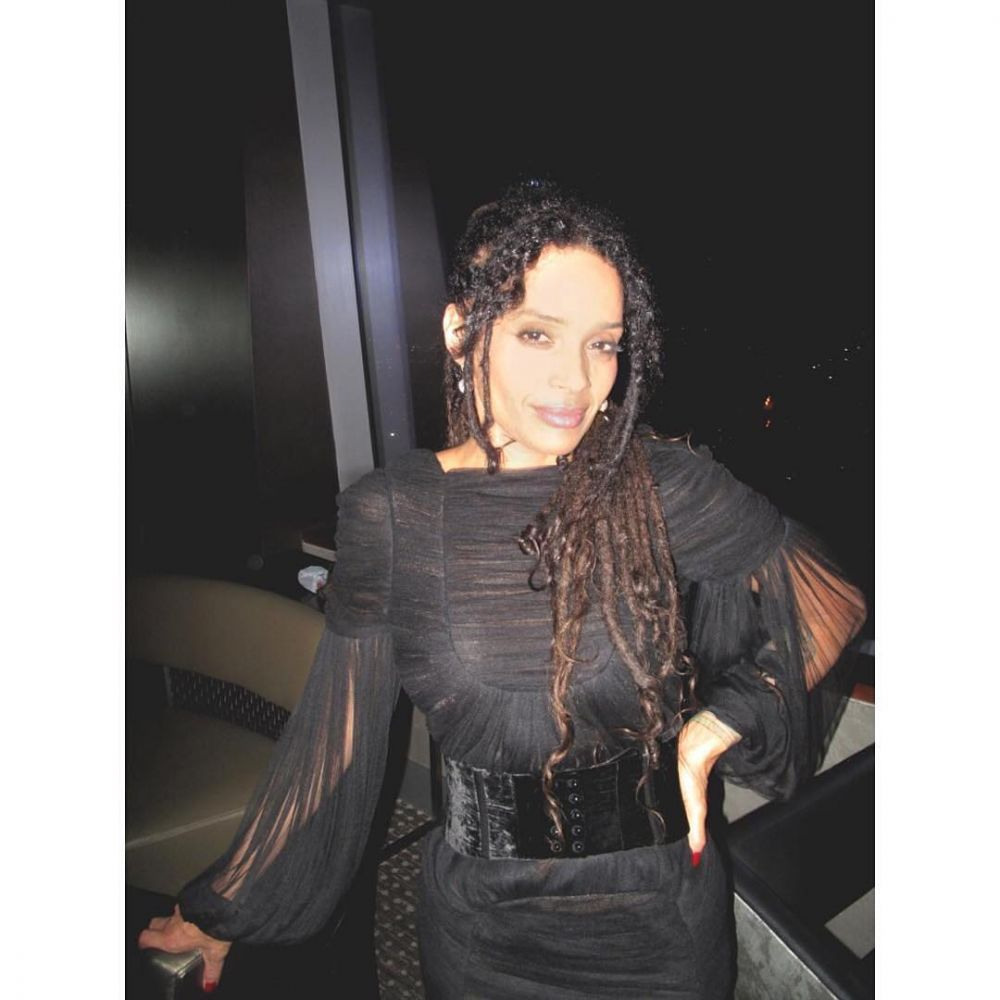 10 Potret Lisa Bonet, Istri Jason Momoa 'Aquaman' Yang