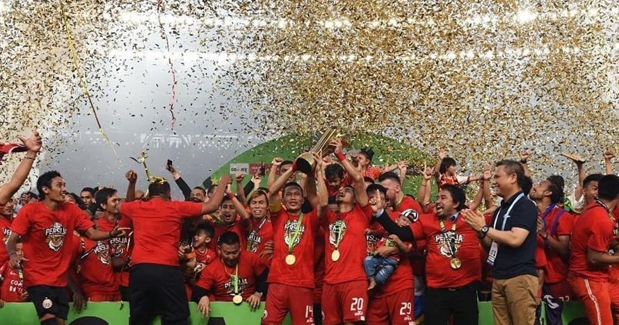 Kilas Balik Perjalanan Persija Jakarta Hingga Juara Liga 1 2018