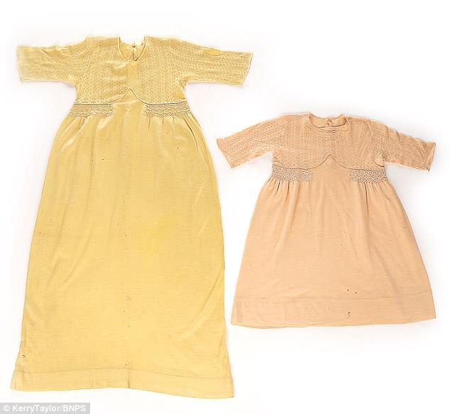 Baju putri Kerajaan Inggris istimewa