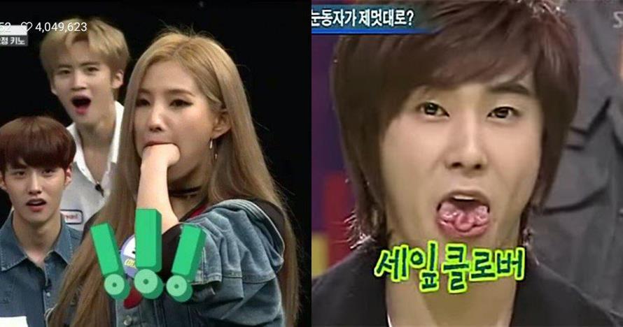 10 Idol K-Pop ini miliki bakat aneh, ada tekuk lidah jadi tiga