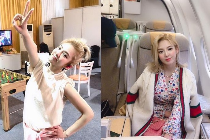 7 Postingan Hyoyeon SNSD pakai bahasa Indonesia, penggemar heboh