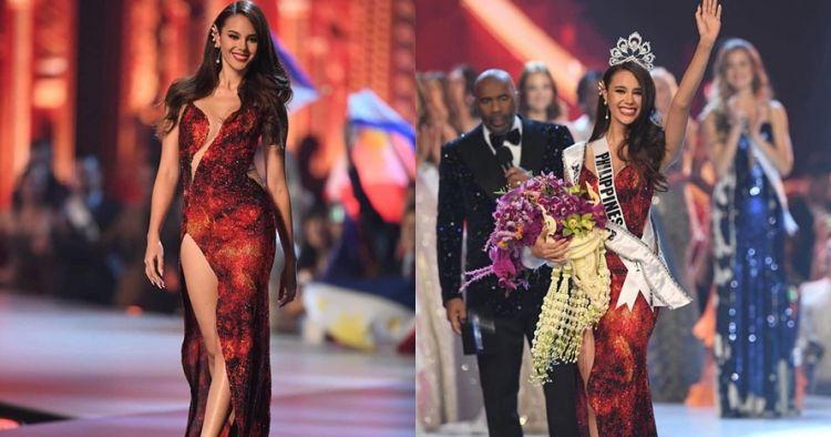 12 Pesona Miss Universe 2018 Catriona Gray, eks finalis Miss World