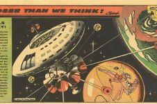 20 Komik tentang dunia masa depan ini bikin berdecak kagum