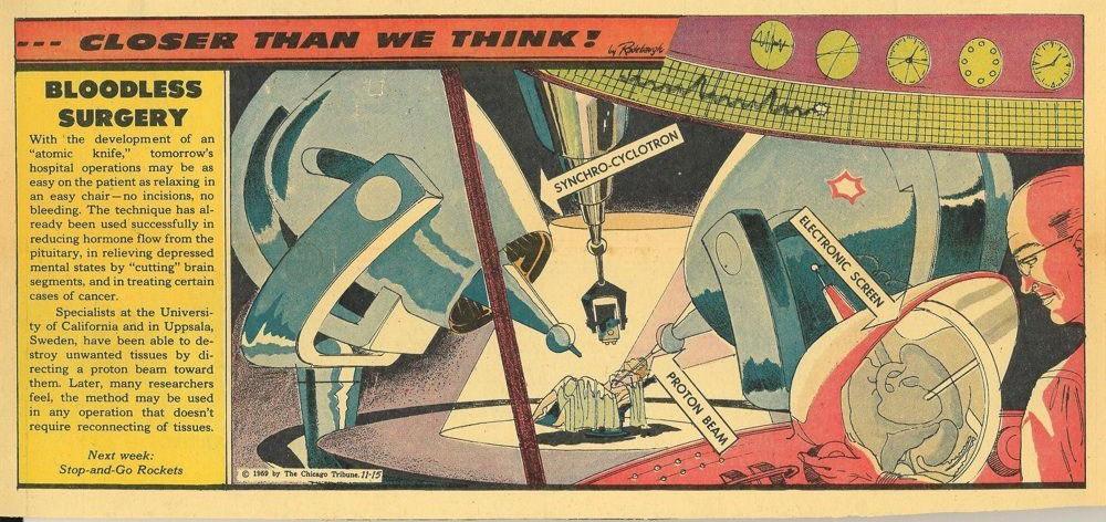 ilustrasi masa depan oleh Arthur Radebaugh © smithsonianmag.com